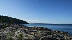Остров Гогланд в Финском заливе. Архивное фото
