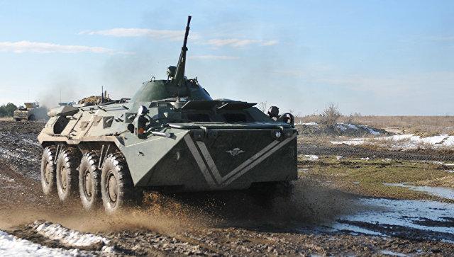 Украина покупает у России двигатели для БТР через молдавские фирмы