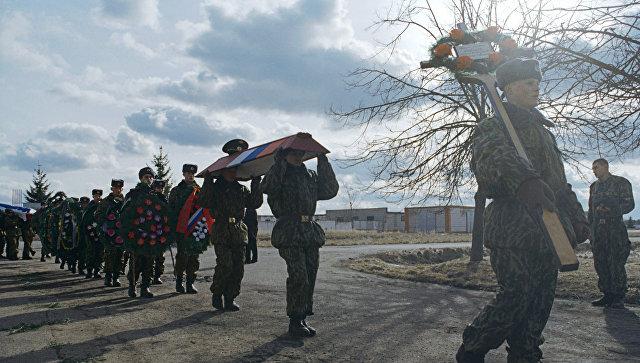 ВЧечне установят поклонный крест псковским героям-десантникам