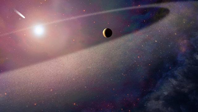 Астрономы наткнулись насистему планет с деталями жизни