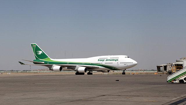Пилоты иракской авиакомпании подрались во время полета