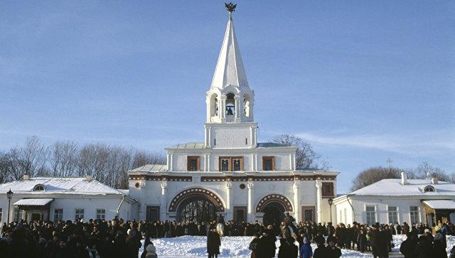 Государственный музей-заповедник Коломенское. Архивное фото