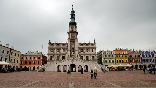 Горсовет польского Замосця выступил против ликвидации монумента советским военнопленным