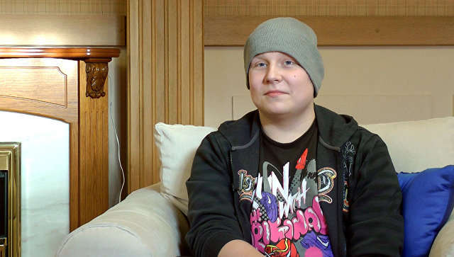 Химиотерапия и фотоаппарат: жизнь и борьба Толика