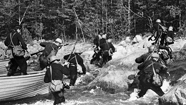 Великая Отечественная война на внешних островах Финского залива