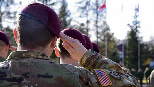 США намерены поддерживать наращивание потенциала вооруженных сил Украины