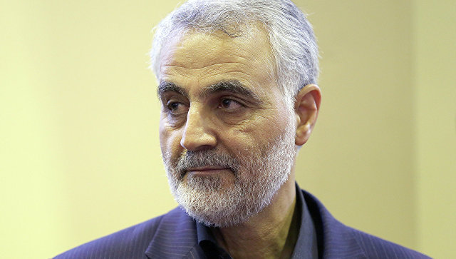 Генерал Ирана Касем Сулеймани. Архивное фото