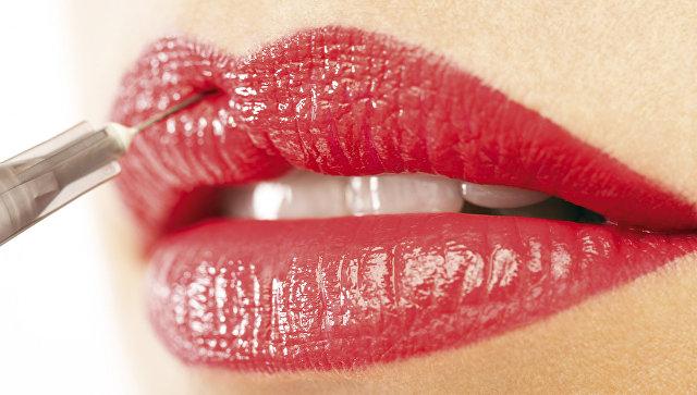 Американские биологи установили безупречные пропорции женских губ