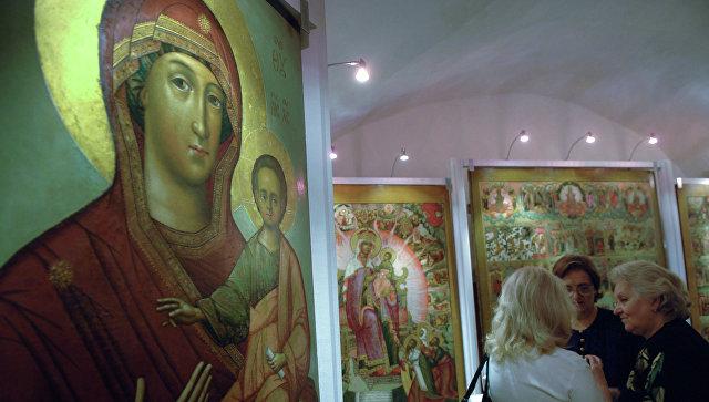 В Подмосковье провели ярмарку преподобного Иосифа Волоцкого