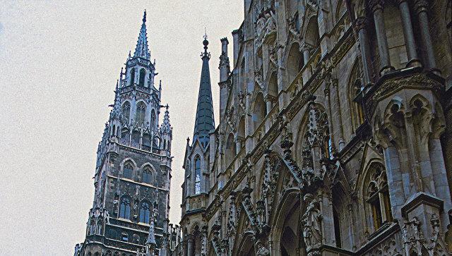 Вид Мюнхена. Архивное фото