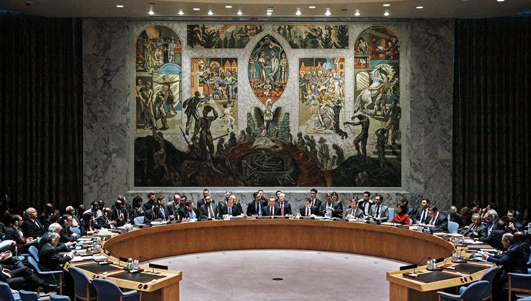 Совбез ООН проведет заседание в связи с вводом войск Турции в Ирак