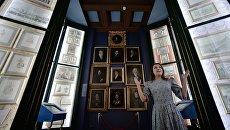 Открытие экспозиции, приуроченной к 150-летию А.А.Бахрушина