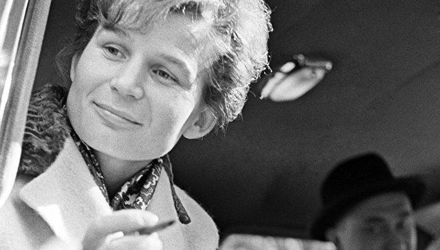 Валентина Терешкова. Архивное фото