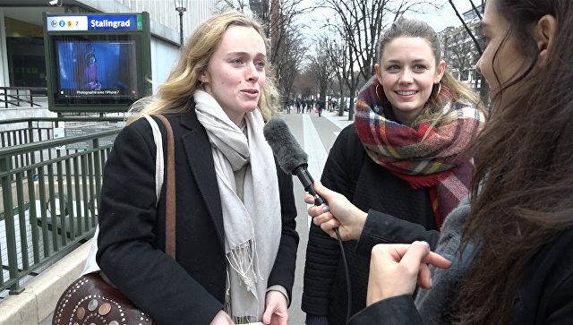Почему Сталинград? - парижан опросили о названии станции метро в их городе