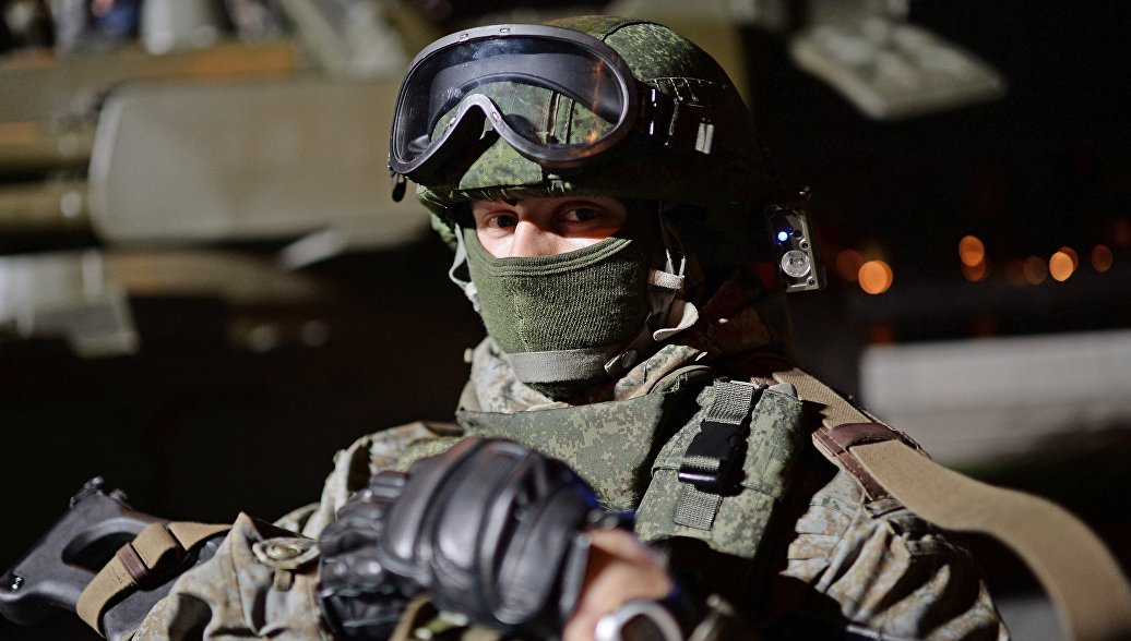 """На """"Армии-2017"""" рассказали, когда военные получат экипировку """"Ратник-3"""" - РИА Новости, 25.08.2017"""
