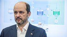 Экс-советник президента РФ Герман Клименко. Архивное фото