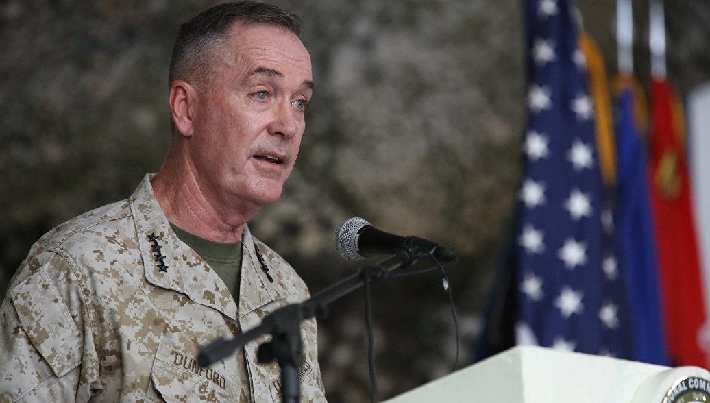 Генерал США заявил, что Ирак не просил Россию о помощи в борьбе с ИГ