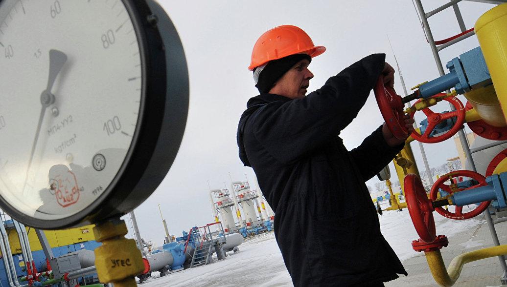 Закон о виртуальном реверсе газа на Украине опубликован в прессе