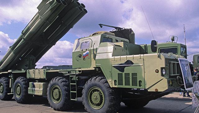 Беспилотник вракете «Смерча» спроектирован в Российской Федерации