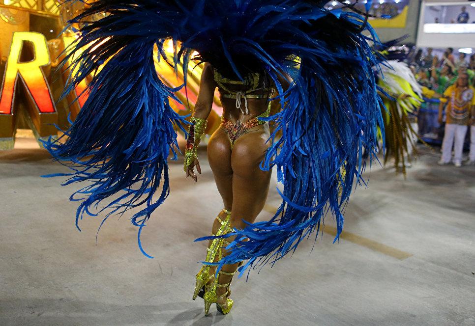 Карнавал в Рио-де-Жанейро, Бразилия