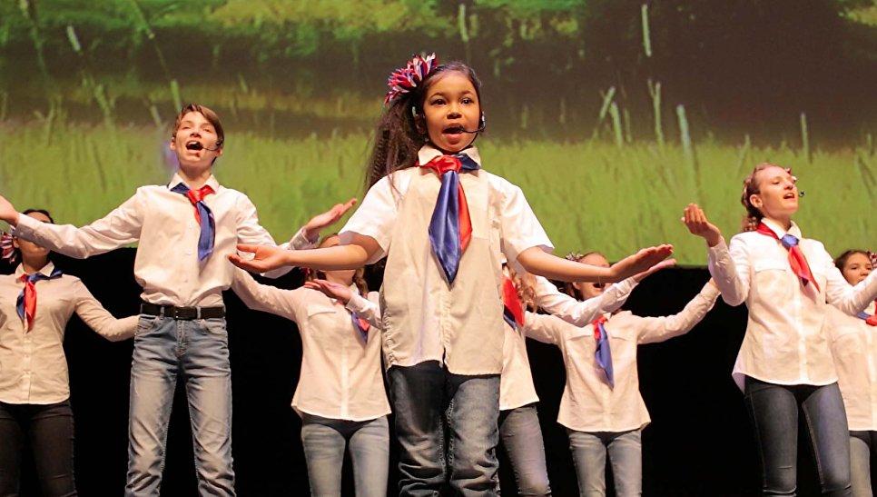 Детский творческий коллектив «Акапельки»