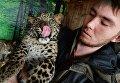 Пополнение в зоопарке Чудесный в Приморском крае