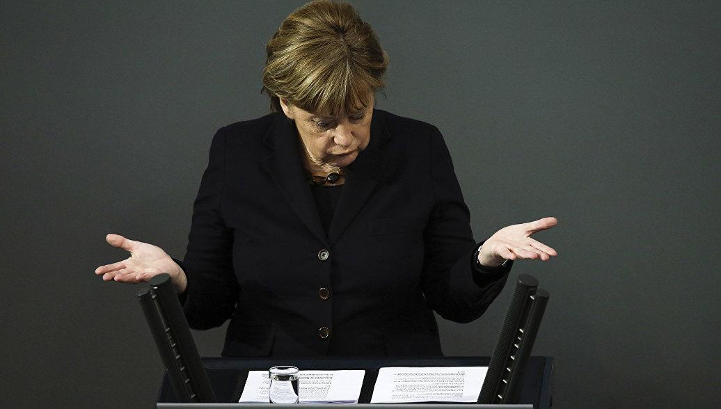 Меркель: Германия готова поддерживать отношения с Турцией во всех аспектах