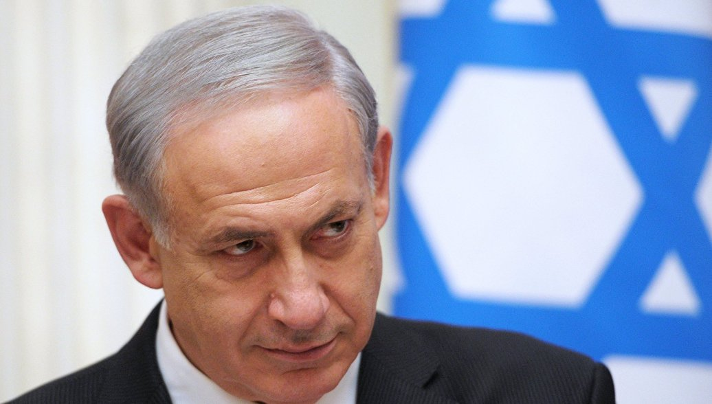 "Нетаньяху: Израиль ""время от времени"" проводит операции в Сирии - РИА Новости, 01.12.2015"