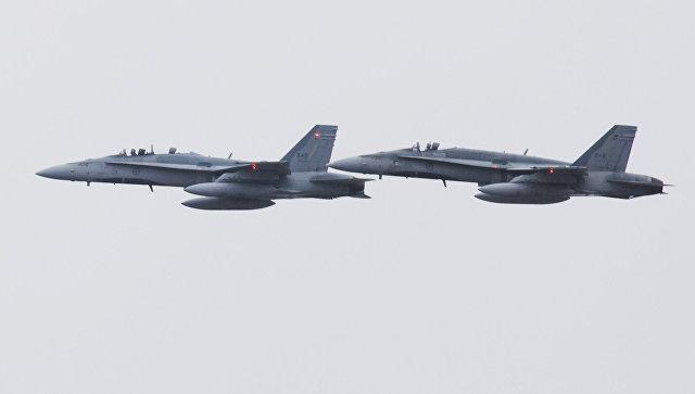 ВВС Канады готовы сбивать пассажирские лайнеры, захваченные террористами