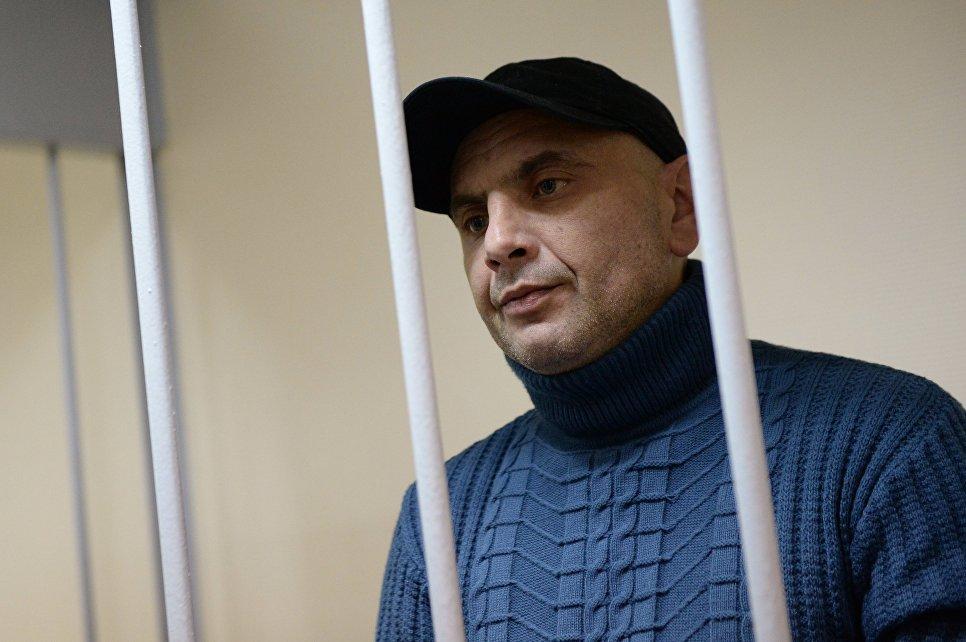 «Крымском диверсанту» Захтею продлили арест на3 месяца