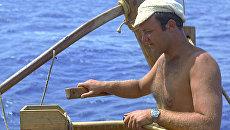 Экспедиция на папирусной лодке Ра-2