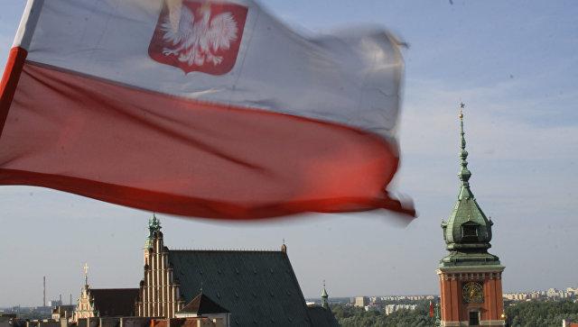 Варшава, Польша. Архивное фото