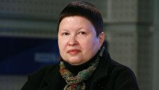 Елена Сутормина. Архивное фото