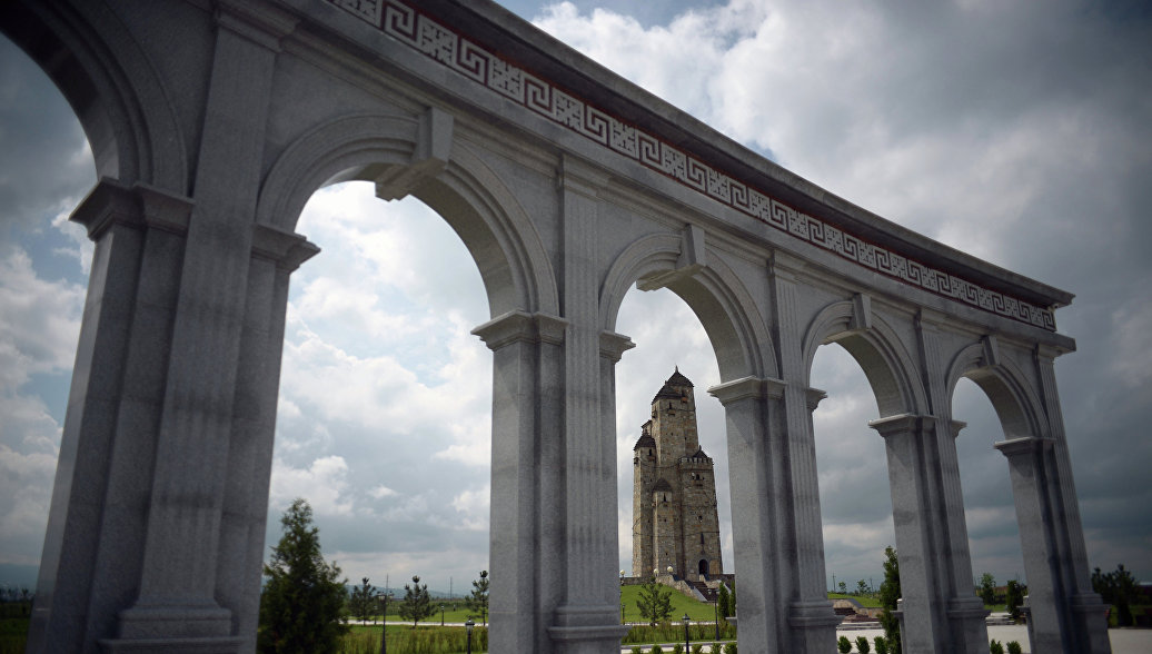 Республика Ингушетия. Архивное фото