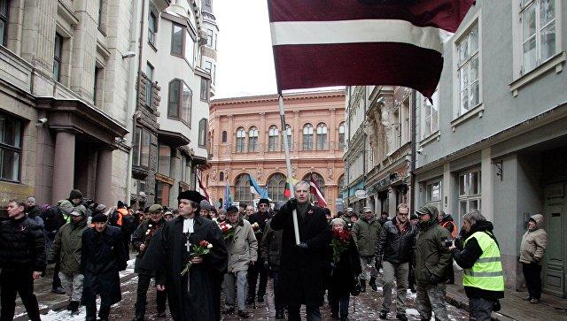 Власти Риги разрешили шествие легионеровСС