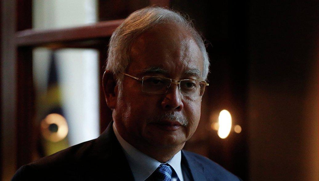 Прокурор Малайзии признал сумму на счете премьера даром