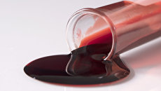 Кровь. архивное фото