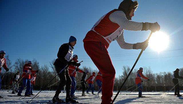 """В московских парках появятся """"нетающие"""" лыжные трассы и """"всепогодные"""" горки"""