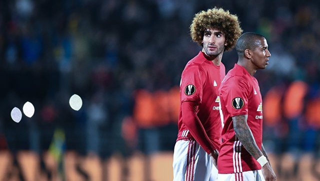"""""""Манчестер Юнайтед"""" впервые в истории выиграл Лигу Европы"""