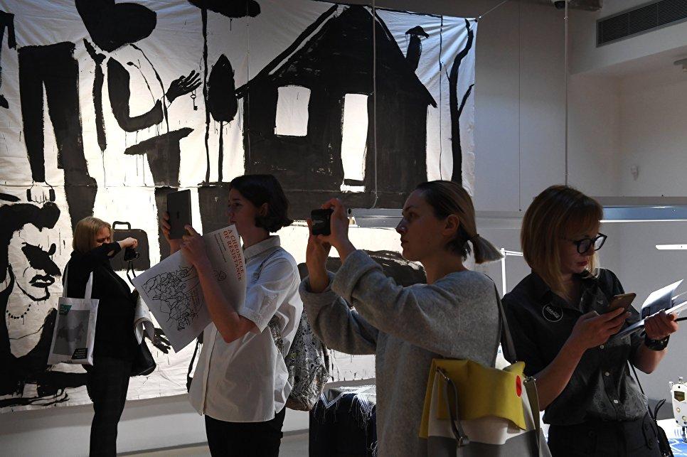 Триеннале современного искусства откроется в«Гараже»