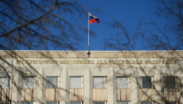 Источник: убитый в Москве сотрудник МВД числился в ведомстве