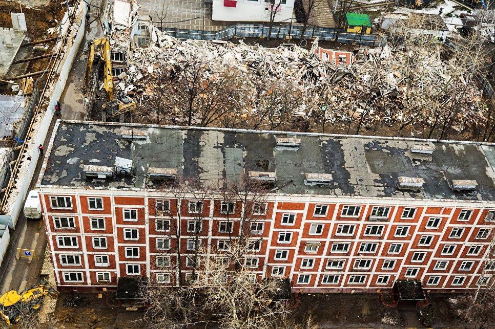 Дискриминация жилищных прав жителей бывших общежитий