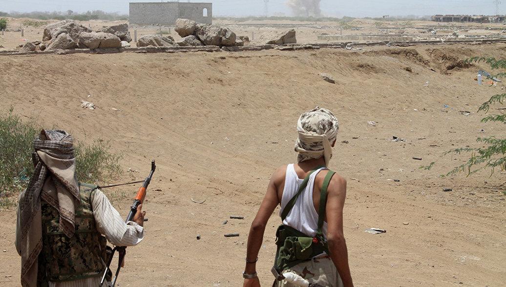 Вице-президент Йемена: провинция Аден освобождена от повстанцев