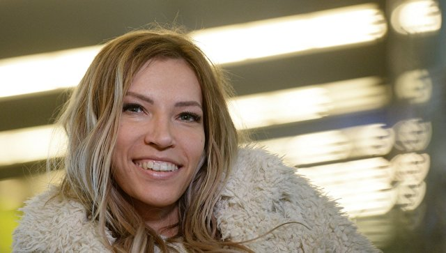 Певица Юлия Самойлова, представитель России на международном песенном конкурсе Евровидение-2017. Архивное фото