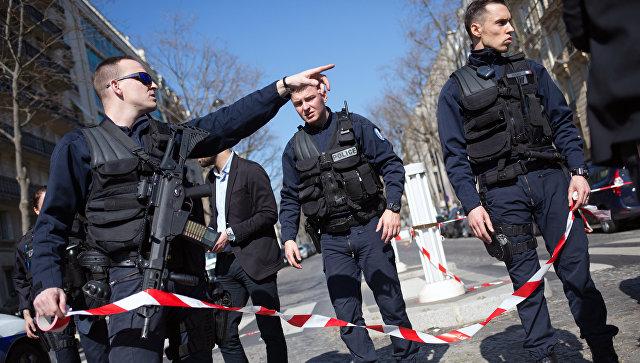 Теракты в Европе в 2015-2017 годах