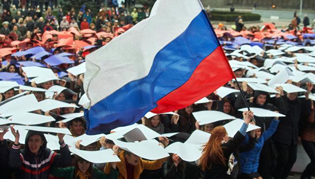В столице России рассчитывают, что стечением времени Киев с почтением примет выбор крымчан