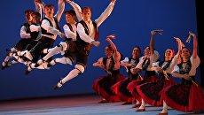 Концерт, посвященный 80-летию Государственного академического ансамбля народного танца имени Игоря Моисеева