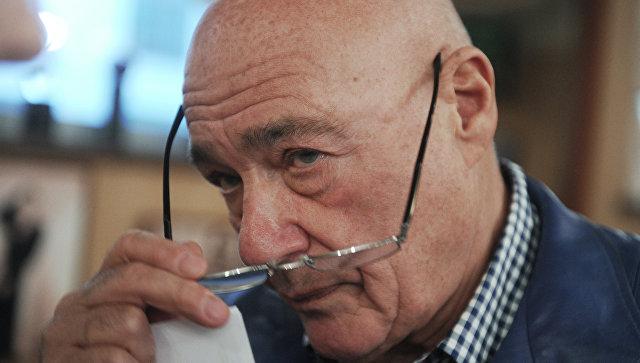 На фото: Владимир Познер, 2012 год.