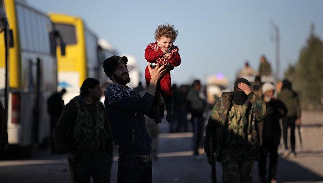 Операция повыводу 2-ой группы боевиков всирийском Хомсе пройдёт 27марта