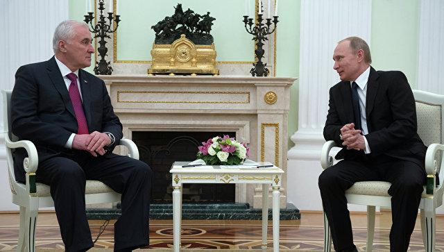 Межгосударственные отношения России и Южной Осетии